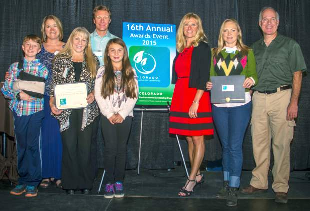 , East West honored with Environmental Leadership Award